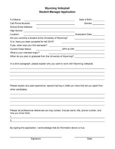 Student Manager Application