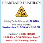 Heartland Triathlon Website posting