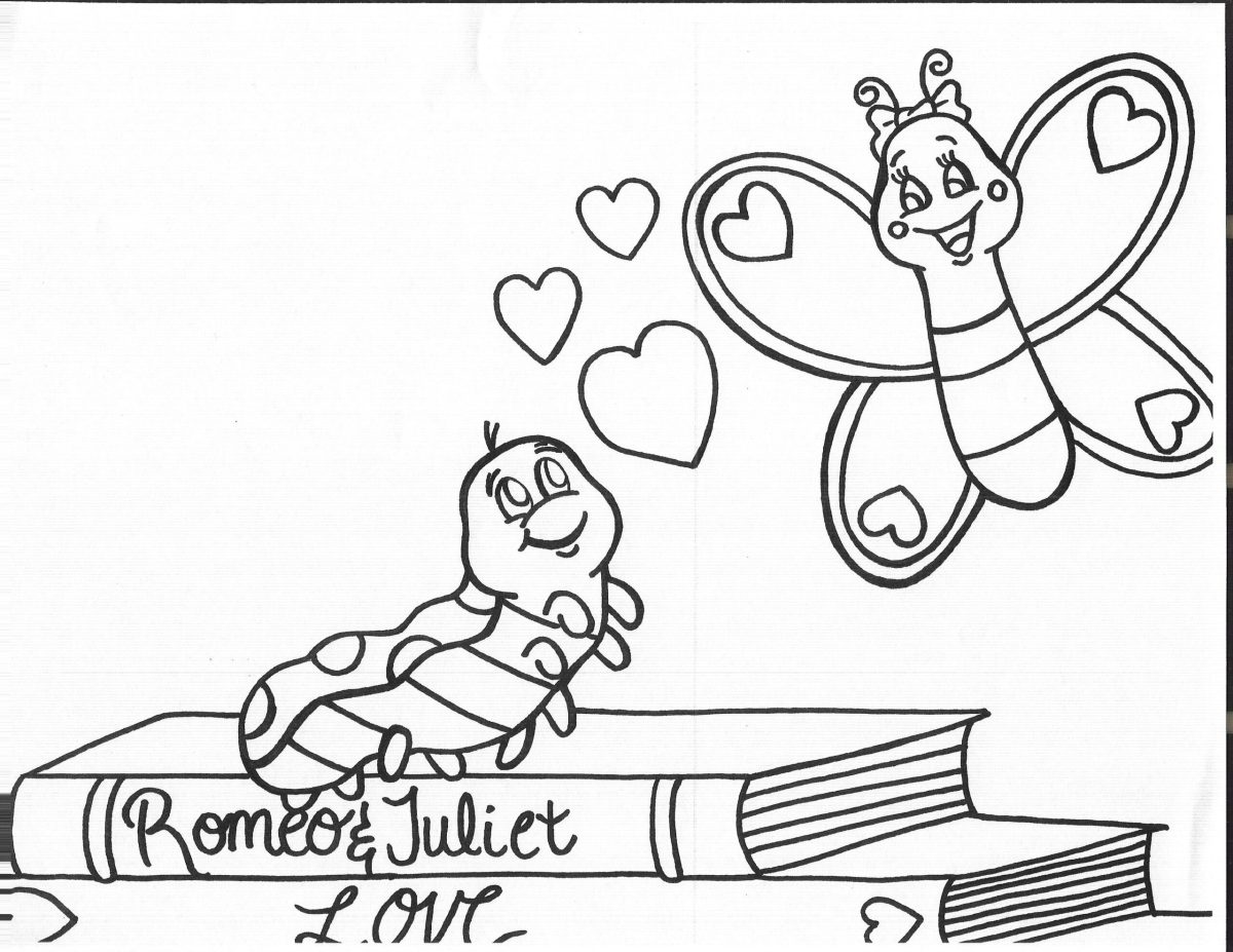 Sebring Public Library staff member, Crystal Martinez created a coloring page using her amazing artistic skills. Feel free to download, print, and then share your colored creation on Facebook using the hastag, #loveyourlibrary! We would love to see your creations! (These are the images of the downloadable PDF)