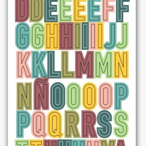 alfabeto - my hobby my art - texturarte
