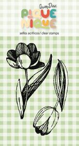 my hobby my art - sello-acrilico-5-cm-x-7-cm-pique-nique-quim-diaz-flores-1