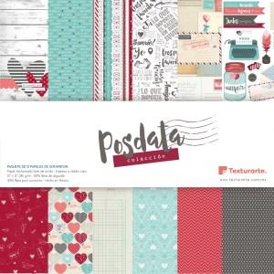 posdata = my hobby my art - texturarte