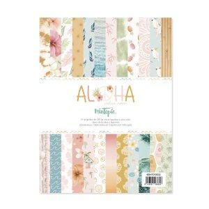 Aloha - Mintopia Studio - Basic Crea - My Hobby My Art - coleccion Aloha - 6x8