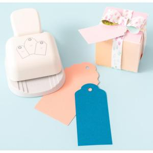 We R Memory Keepers 3-In-1 Punch- rounded tag