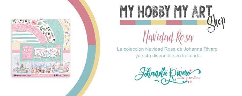 descuentos - my hobby my art - johanna rivero - lora bailora - baby M - navidad 1