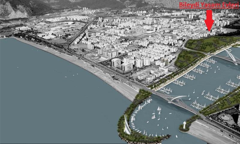 Инвестиционный проект реки Богачай Коньяалты Анталия Турция