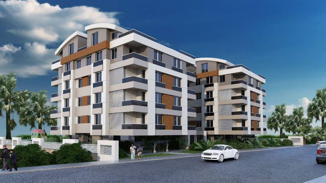 ПРОДАЖА апартаментов Prestige Park 5 АНТАЛИЯ Турция
