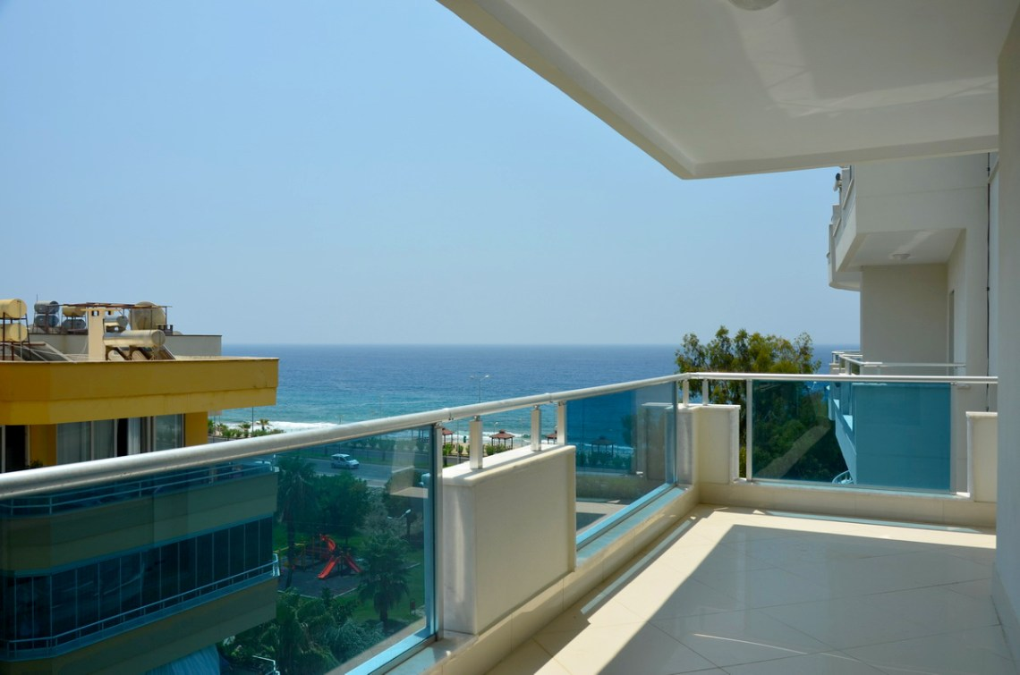 Yekta Queen Residence (1+1) продажа апартаментов в Махмутлар, Аланья, Турция