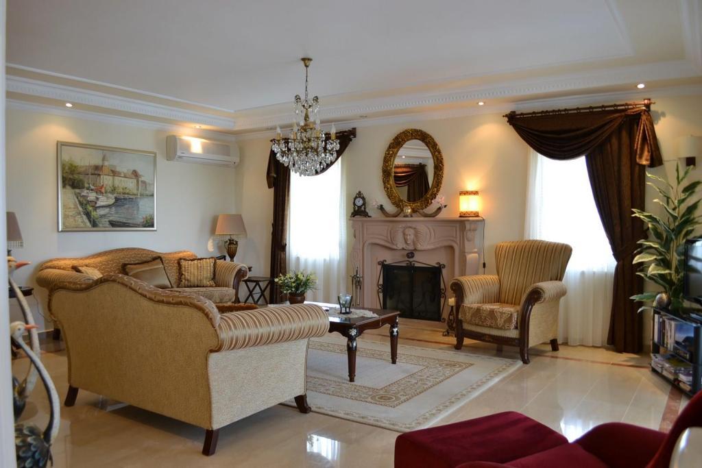 Villa Lux Kargıcak Alanya (4+1) продажа виллы в Каргыджаке, Алания, Турция, фото 22