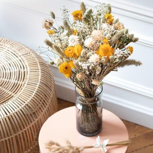 fleurs séchées bergamotte