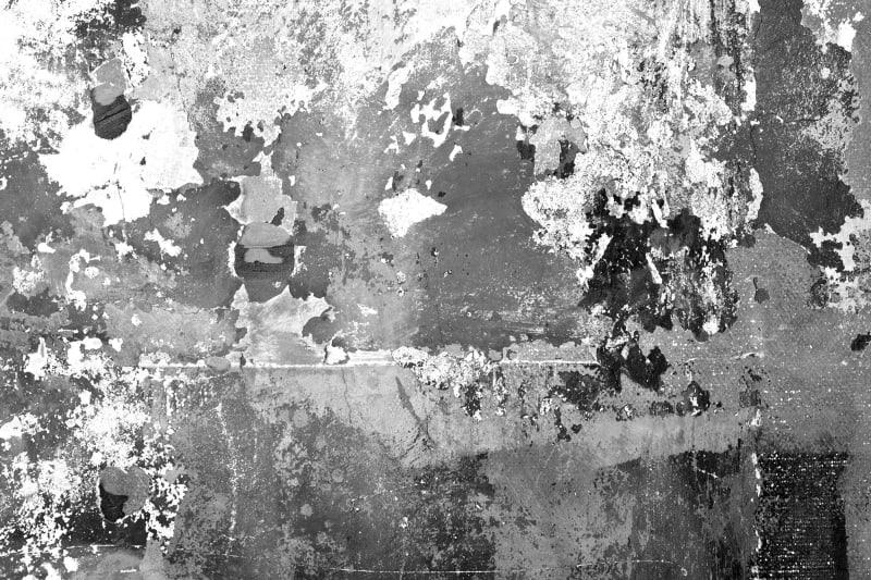 papier peint trash wall