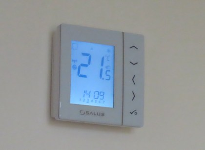 salus digital thermostat review