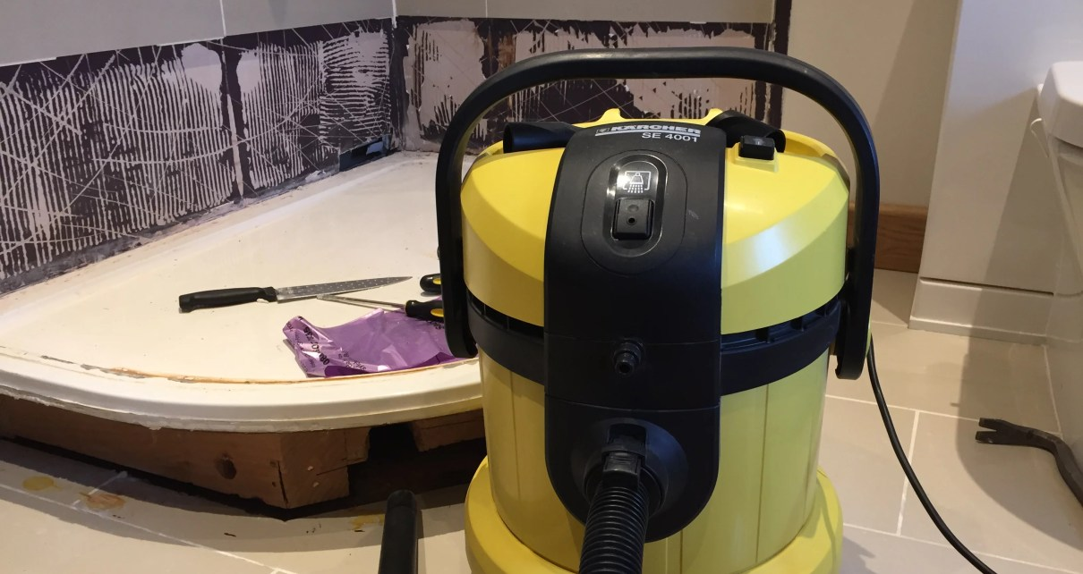 Karcher SE 4001 vacuum cleaner