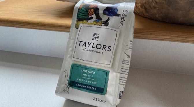 Taylors of Harrogate Limited Edition Ingana Coffee