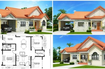 Single Story House Plan - MyhomeMyzone