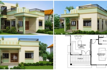 Single Story House Plan - MyhomeMyzone.com