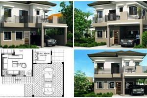 Gour Bedroom House Plan