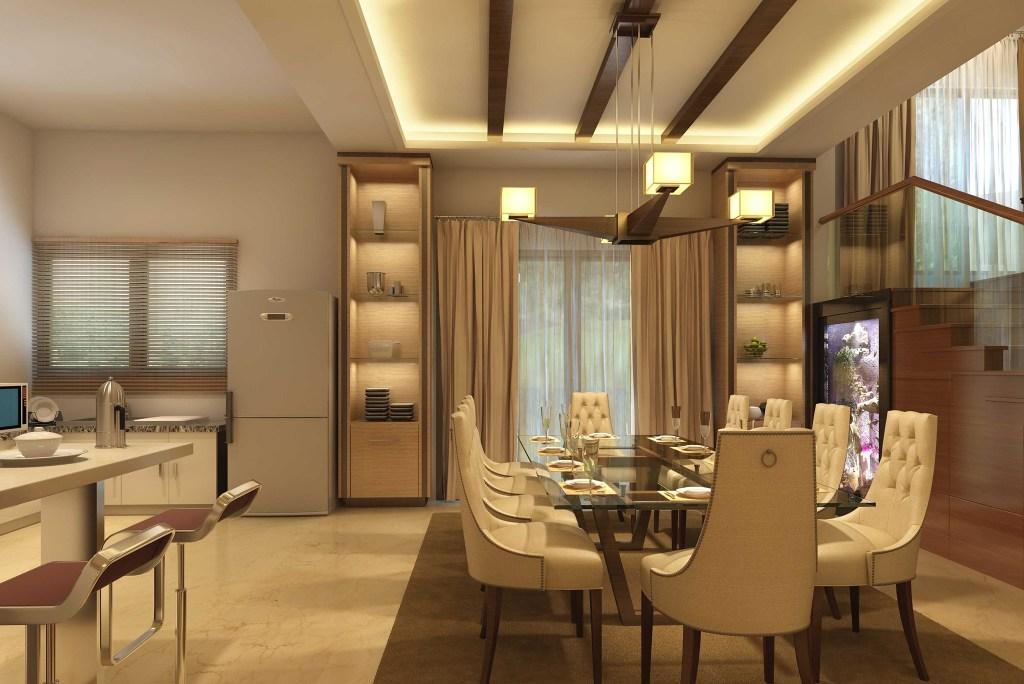 House interior design concept