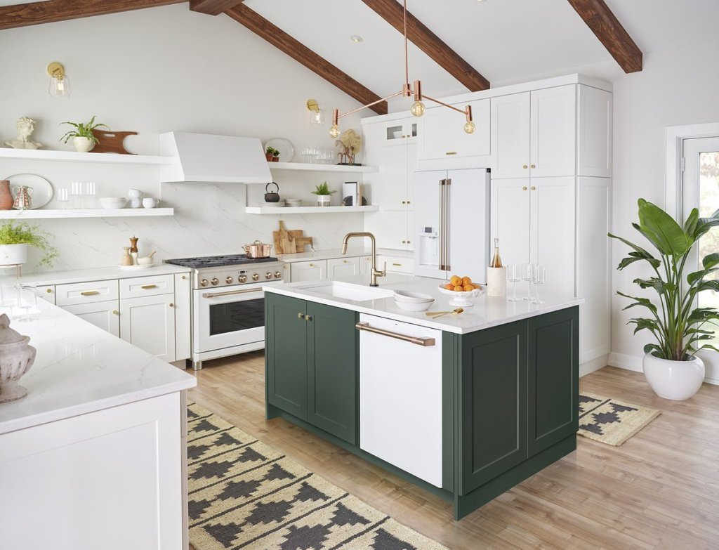 medium-sized kitchen