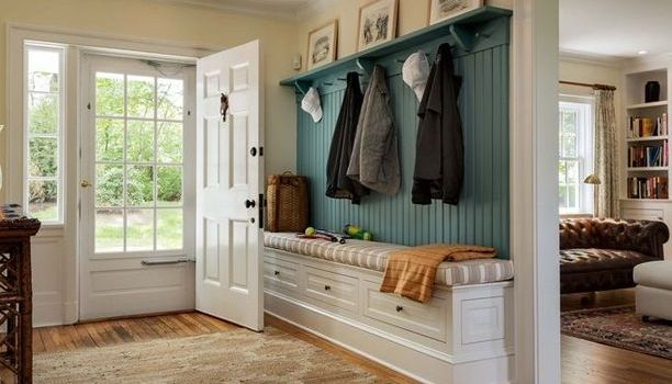 36 + Mudroom Ideas for the Modern Farmhouse