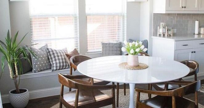 +32 Outrageous Small Dining Room Table and Chair Ideas Tips