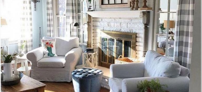 65 How to Create a Cozy Living Room With Rustic House Living Room Style