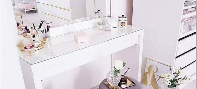 77 Girl Bedroom Ideas With Makeup Vanity Ideas