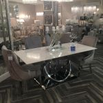 Harley Marble Dining Table And 6 Emilla Chairs Dining Room Sets My