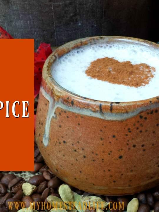 Herbal Pumpkin Spice Latte Recipe+ Keto Recipe!