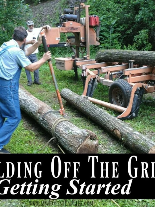 Building Off The Grid: Getting Started