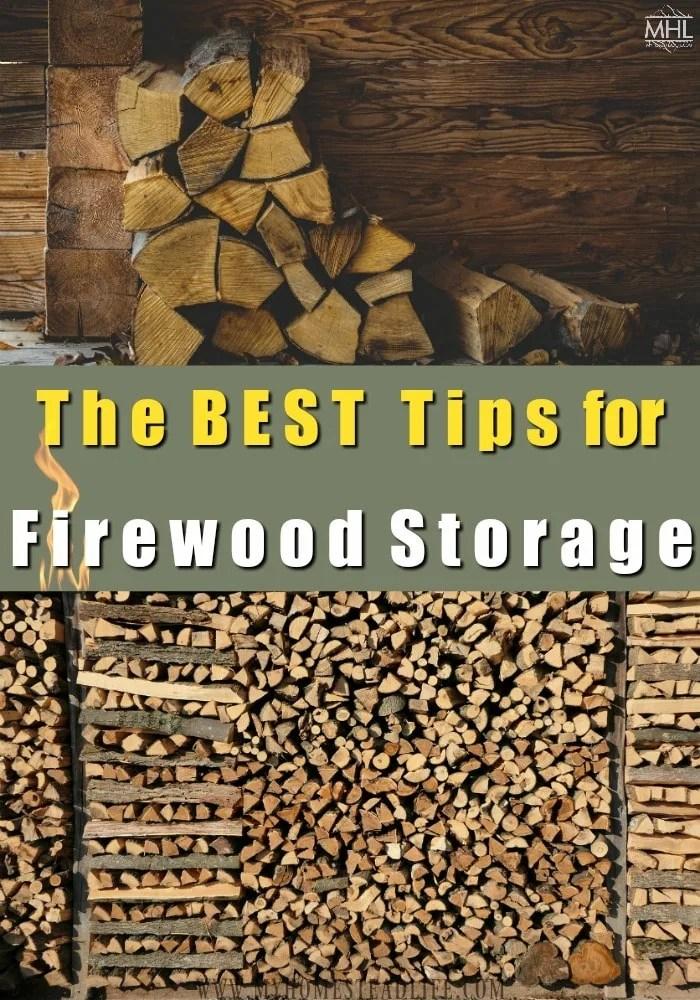 firewood-storage-drying firewood