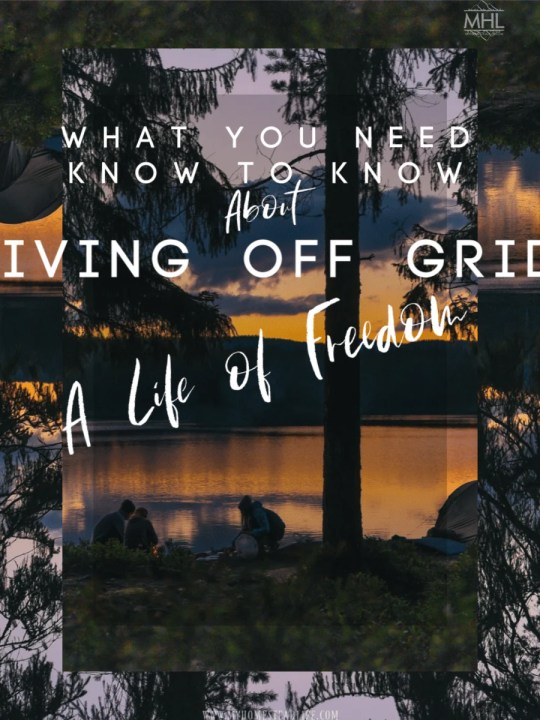 off-grid-living-what-you-need-to-know