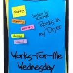 Works-for-Me Wednesday: Strikethrough Text