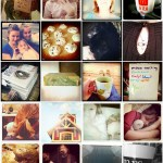 This Week's Instagram Collage and My Newest iPhone Photography App: 100 Cameras in 1