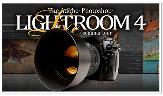 Lightroom 4 LIVE