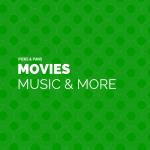 Picks & Pans: Movies, Music & More