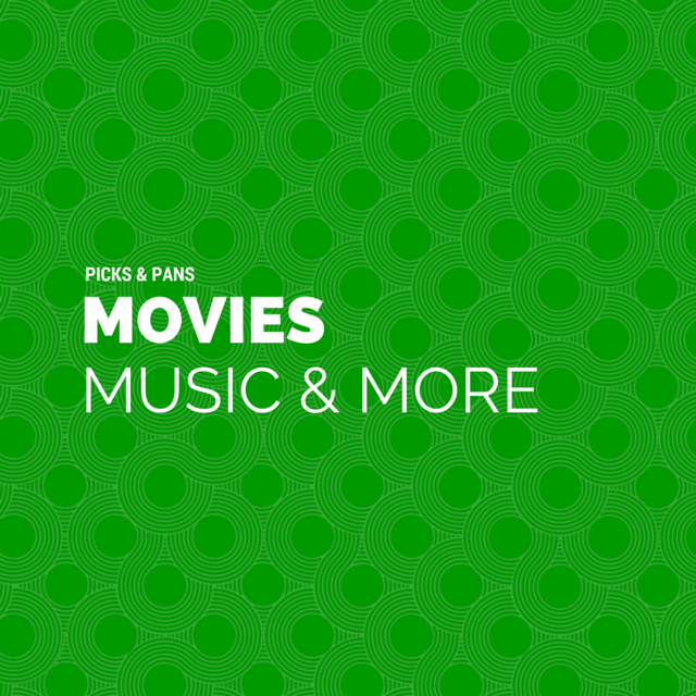My Media Picks: Music, Movies & More