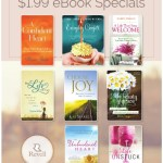 $1.99 eBook Sale on The Beauty of Grace & Other Titles!