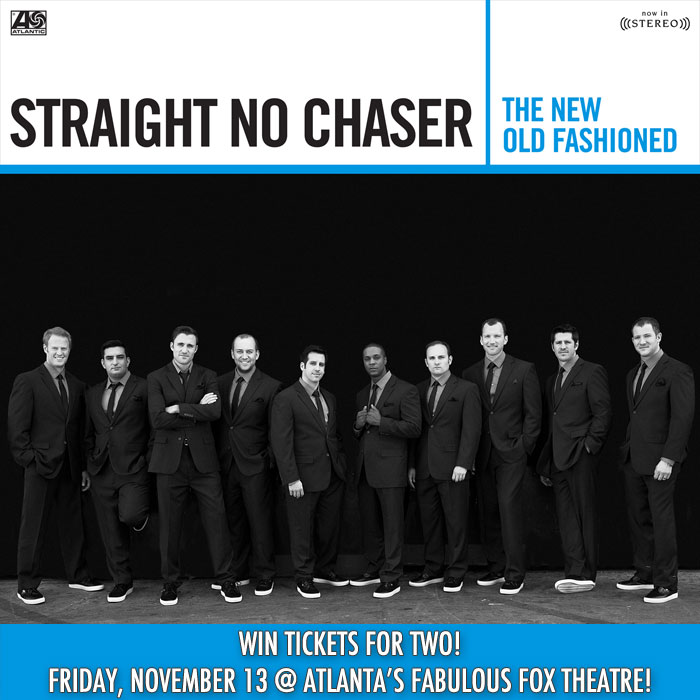 Straight No Chaser in Atlanta