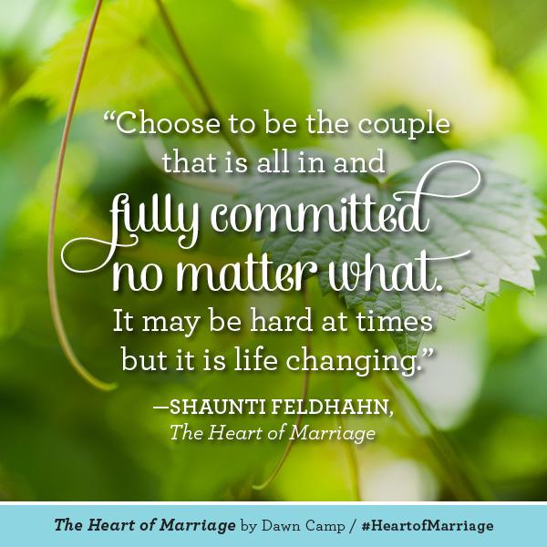 Shaunti Feldhahn The Heart of Marriage #HeartofMarriage