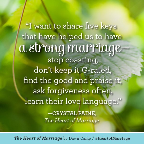 Crystal Paine The Heart of Marriage #HeartofMarriage