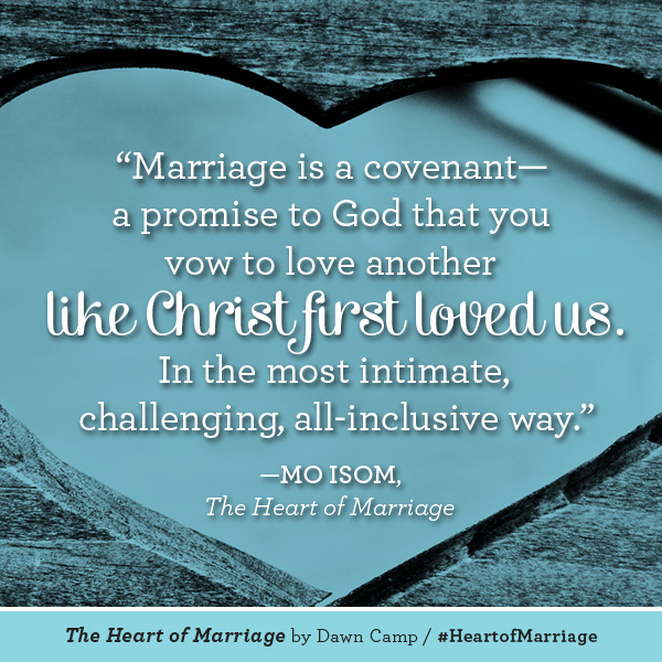 Mo Isom The Heart of Marriage #HeartofMarriage