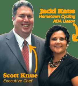 Scott & Jacki Knue