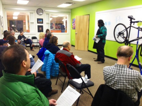 Hometown Bicycles Community Room - Room rentals
