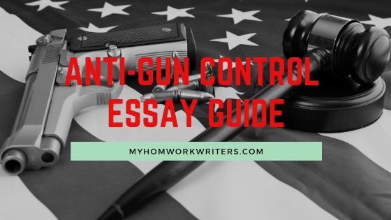 A Stunning Argumentative Essay against Gun Control