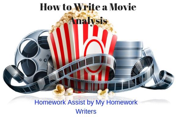 How to Write a Movie Analysis   Homework Assist