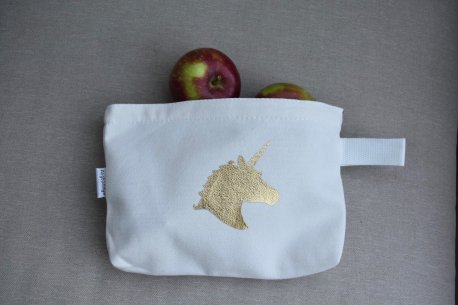 East Coast Equestrian - The Uni Carryall Zipper Pouch