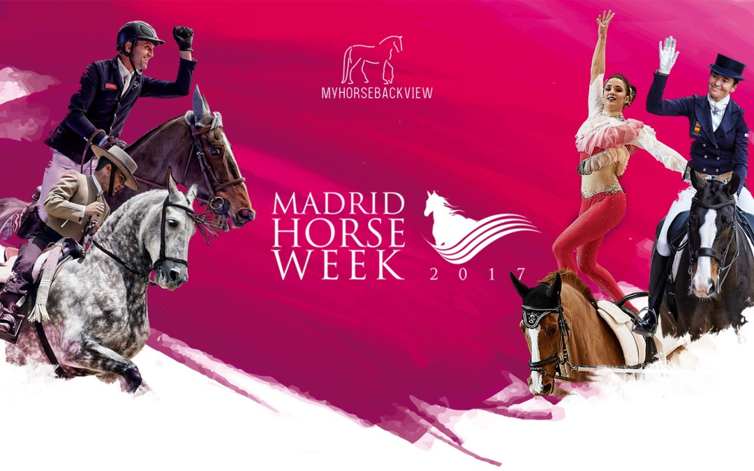 Video: Madrid Horse Week '17