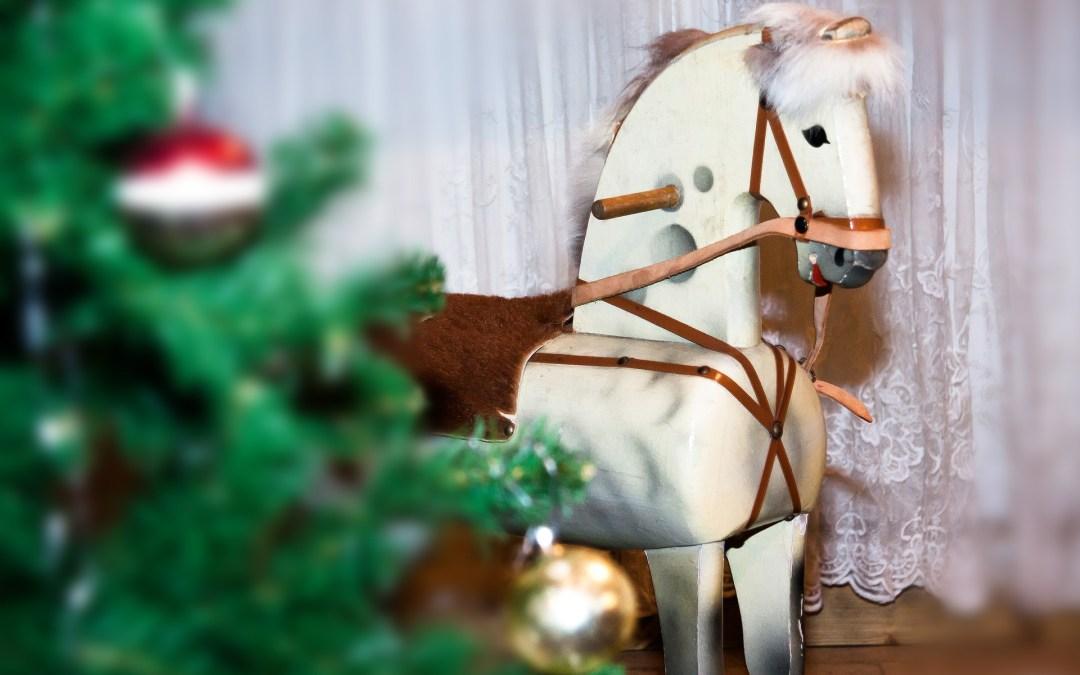 Navidades ecuestres, ¿qué regalar?