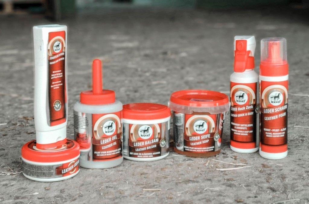 Cuidado del cuero con Leather Care de Leovet